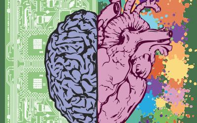 Diferencias entre el cerebro contento y triste